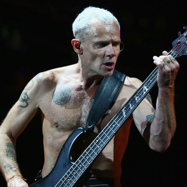 Flea quase teve acidente fatal no Rock in Rio 2011