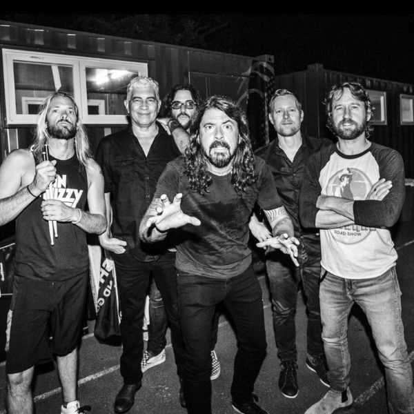 Foo Fighters faz show no Rock in Rio 2019