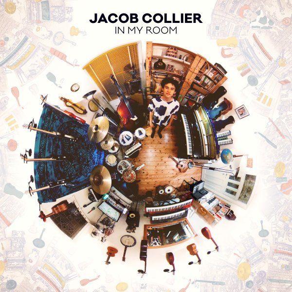 Jacob Collier ganhou grammy com o disco In My Room