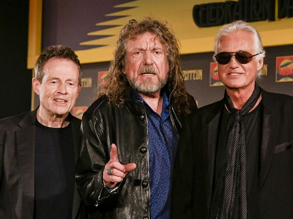 Led Zeppelin no Rock in Rio seria um sonho