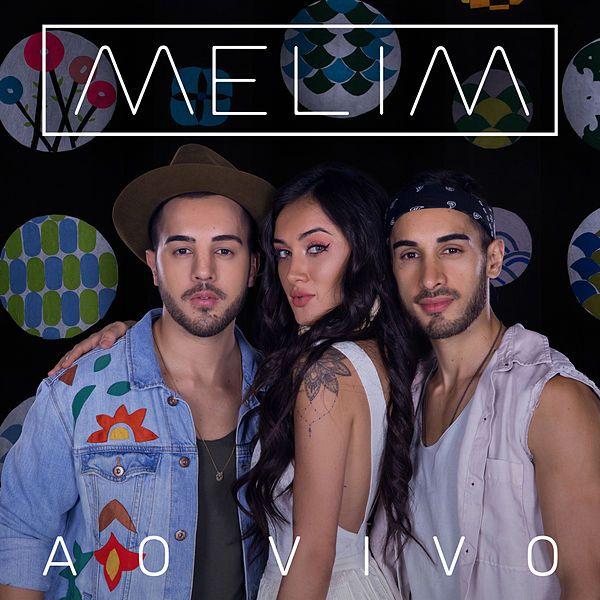 Disco ao vivo do Melim foi lançado em 2019