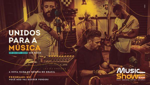 Music Show Experience, a maior feira de música da América Latina