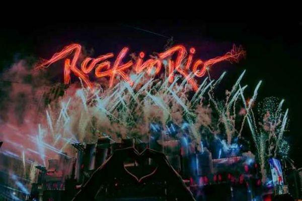 Rock in Rio é palco de momentos inusitados