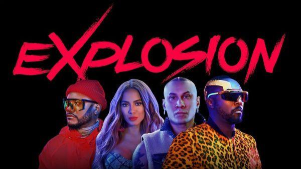 Black Eyed Peas e Anitta lançam a música Explosion