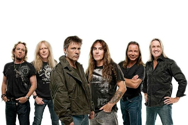 Formação do Iron Maiden desde 1999