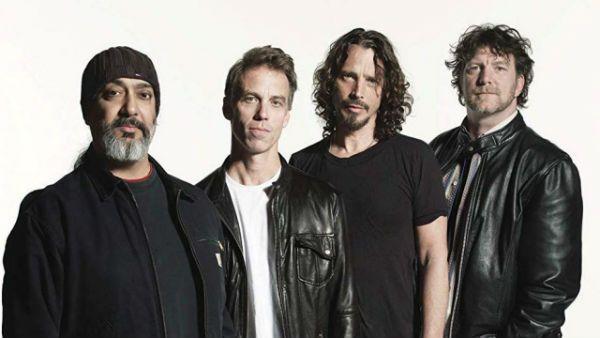 Soundgarden, banda expoente do rock dos anos 90