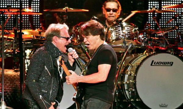 Van Halen pode ter chegado ao fim de suas atividades