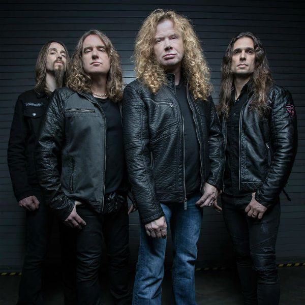 Megadeth pode retomar as atividades em breve
