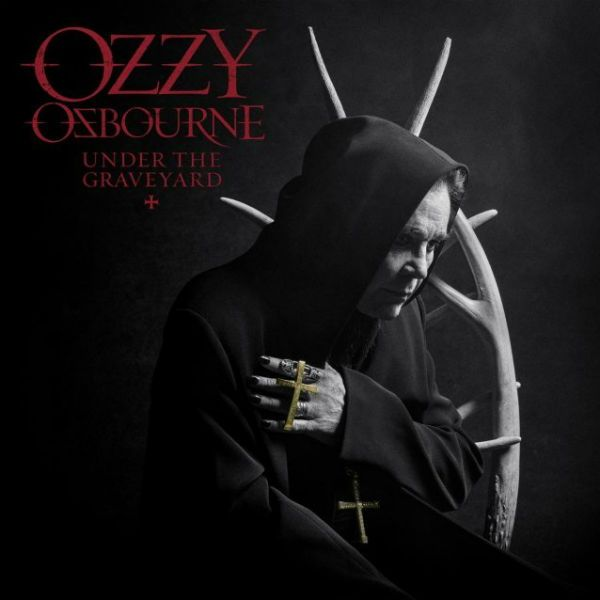 Capa de Under The Graveyard, single de Ozzy Osbourne