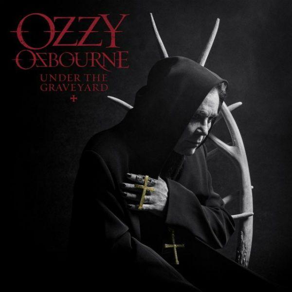 Capa de Under The Graveyard, single de Ozzy Osbourne