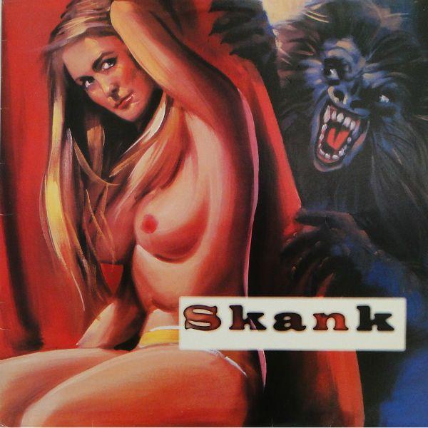 Capa de O Samba Poconé, terceiro disco do Skank