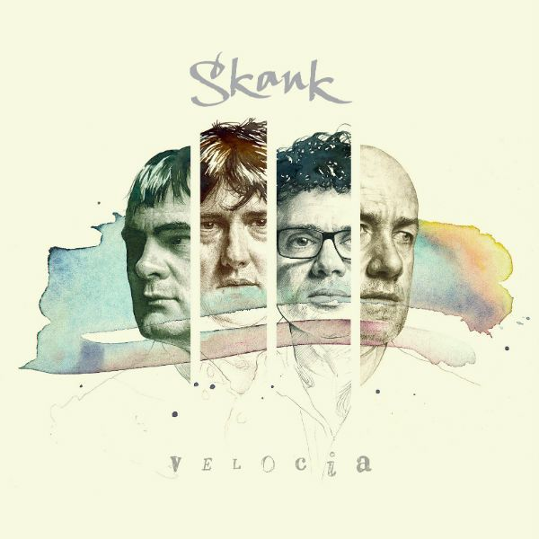 Capa de Velocia, o nono disco do Skank