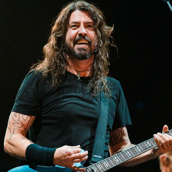 Dave Grohl, líder do Foo Fighters