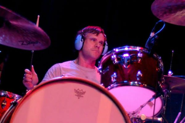 William Goldsmith, baterista do começo da carreira do Foo Fighters
