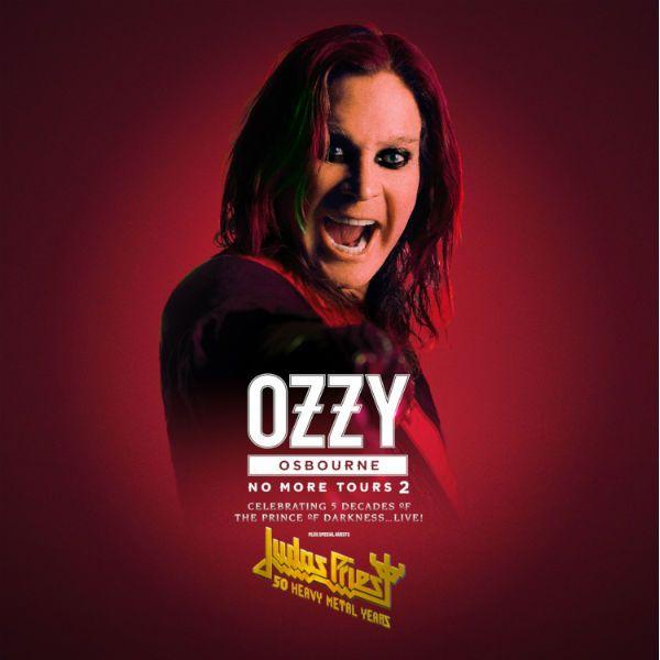 Ozzy Osbourne e a banda Judas Priest farão turnê conjunta em 2020