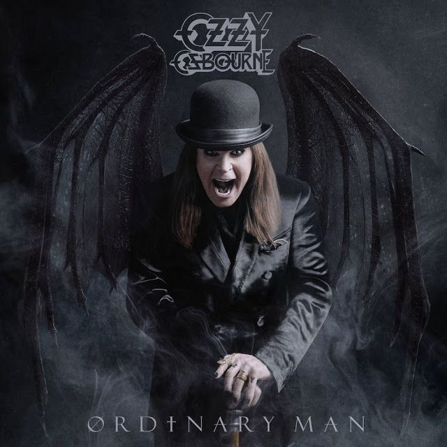 Capa de Ordinary World, novo disco de Ozzy Osbourne