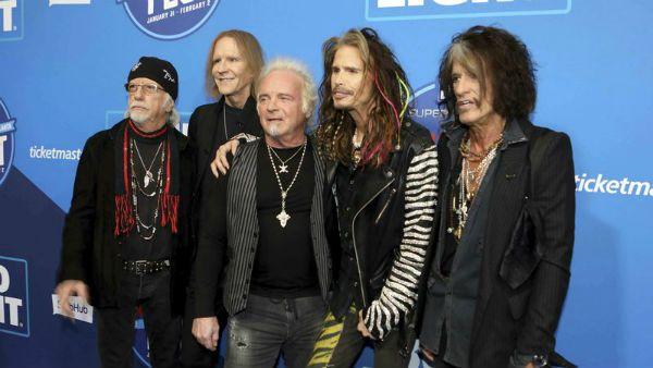 Formação original do Aerosmith está de volta