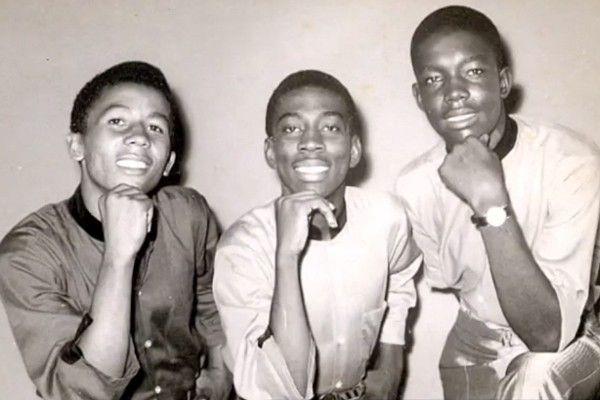 Bob Marley, Bunny Linvigstone e Peter Tosh, no começo de carreira