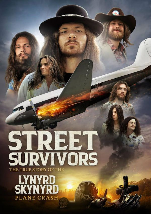 Cartaz do filme Street Survivors: The True Story of the Lynyrd Skynyrd Plane Crash