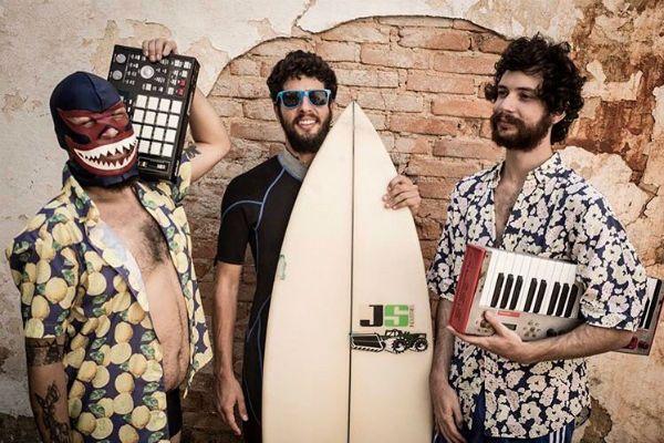 The Raulis é nome importante na cena independente da música isntrumental brasileira