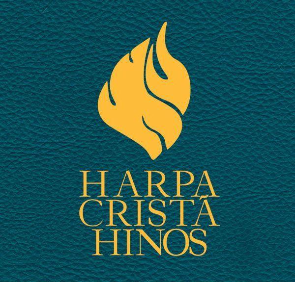 Capa de uma edição atualizada da Harpa Cristã