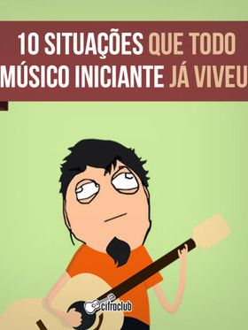 Vamo rir? 10 coisas que todo músico faz quando tá aprendendo a tocar