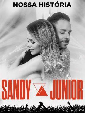 """Sandy e Junior anunciam datas extras da turnê """"Nossa História"""""""