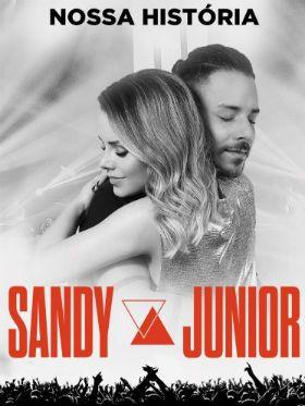 """Sandy e Junior anunciam mais datas extras da turnê """"Nossa História"""""""