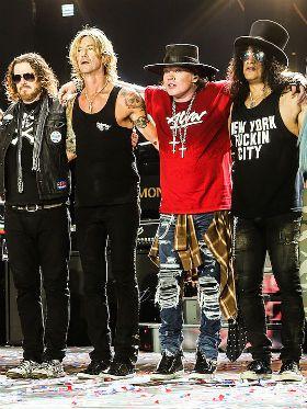 Saiba a verdade sobre as supostas músicas inéditas do Guns N' Roses