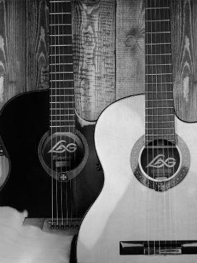 Escolhendo o seu primeiro violão