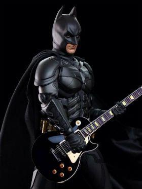 """5 músicas para você aprender """"como ser o Batman da guitarra"""""""