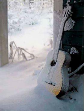 Mudanças de temperatura? Saiba como proteger o seu violão do frio