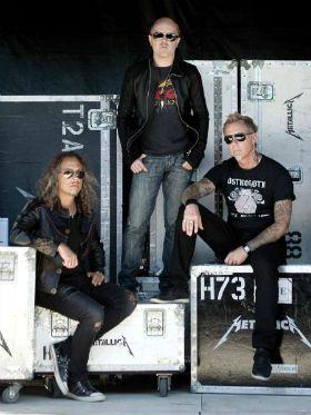 Estudo indica que o Metallica é a maior banda do mundo
