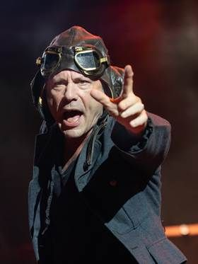 Fotos: Iron Maiden encerra a etapa brasileira de sua atual turnê