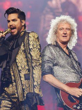 Rapidíssimas: Queen toca hit do Led, Miley se junta aos Doors e mais