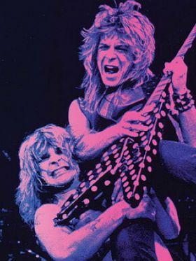 Top 10: os solos de guitarra mais famosos dos anos 80