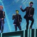 Super Junior em São Paulo (Foto: Jeanepher Meireles / Revista ShaKin' Pop)
