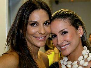 """Ivete Sangalo e Claudia Leitte gravam dueto; ouça """"Deusas do Amor"""""""