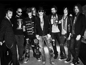 Guns N' Roses tocará em sete capitais do Brasil, diz jornal