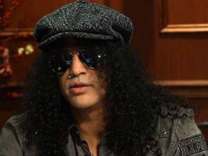 Slash descarta cinebiografia da banda Guns N' Roses