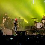Paramore sentiu o calor da plateia - (Crédito - Eduardo Magalhães)