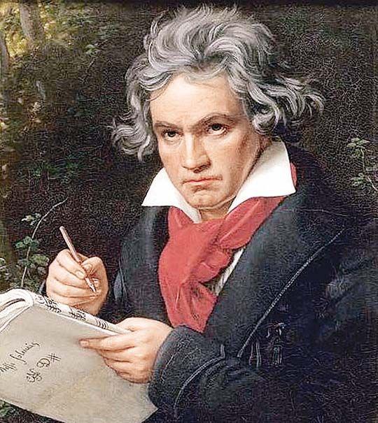 Som que salva: células ligadas ao câncer morreram ao som de Beethoven