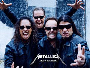 Metallica faz três shows no Brasil nesta semana