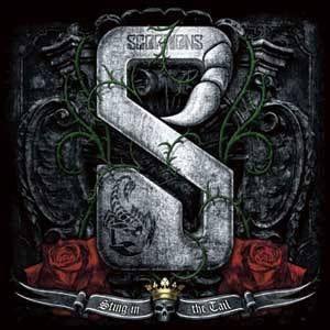 Capa do próximo álbum do Scorpions,