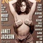 A capa da Rolling Stone que garantiu Janet entre as poderosas