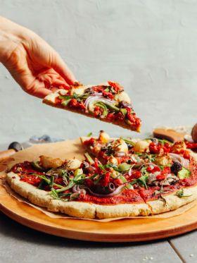 Monte sua pizza e descubra qual banda te define!