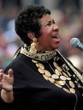 Morre Aretha Franklin, uma verdadeira força da natureza
