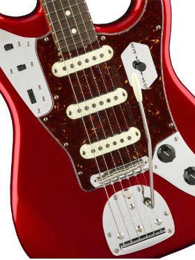 "Fender lança outra ""guitarra Frankenstein""; conheça a Jaguar Strat"