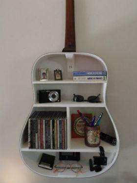 #DIY: 5 ideias de decoração musical para sua casa!