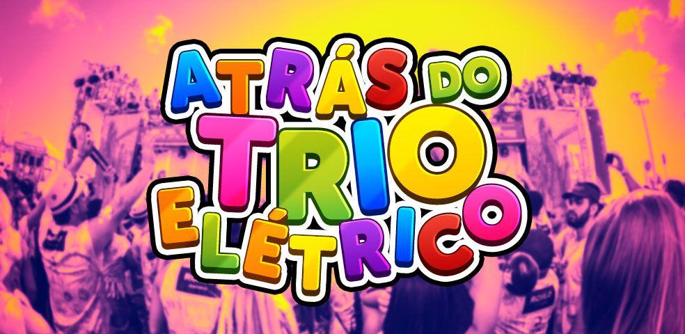 Playlist Atrás do Trio Elétrico